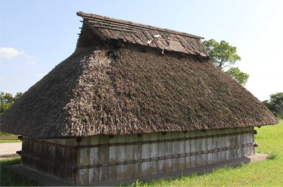 縄文時代の家づくり